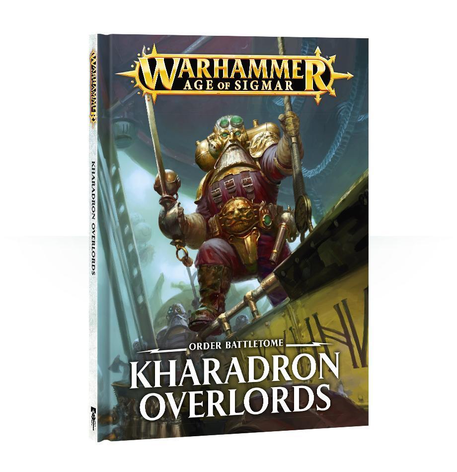 Battletome: Kharadron Overlords (Softback) English