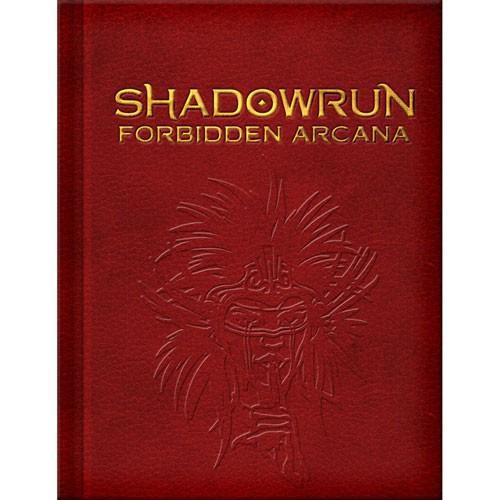 Shadowrun Forbidden Arcana Limited Edition