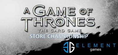 A Game of Thrones LCG Store Champs