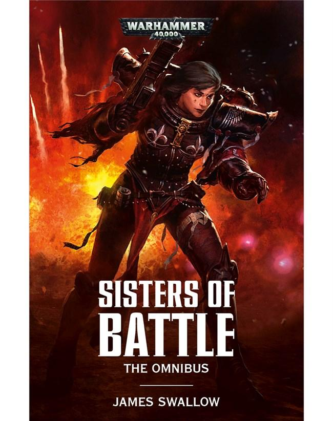 Sisters Of Battle: The Omnibus (Paperback)