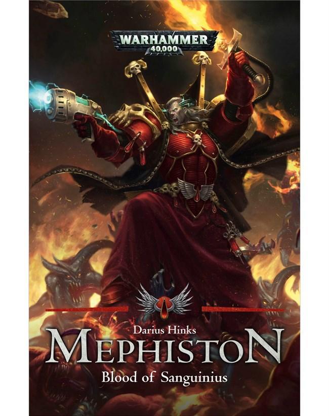 Mephiston: Blood Of Sanguinius (Paperback)