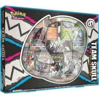 Team Skull Pin Collection: Pokemon TCG