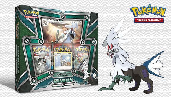 Silvally Box: Pokemon TCG