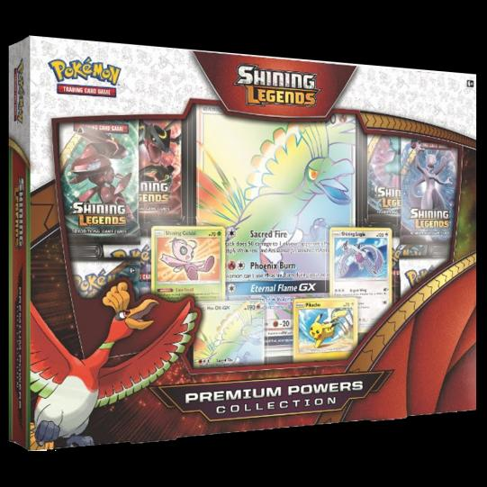 Shining Legends Premium Powers Collection: Pokemon TCG