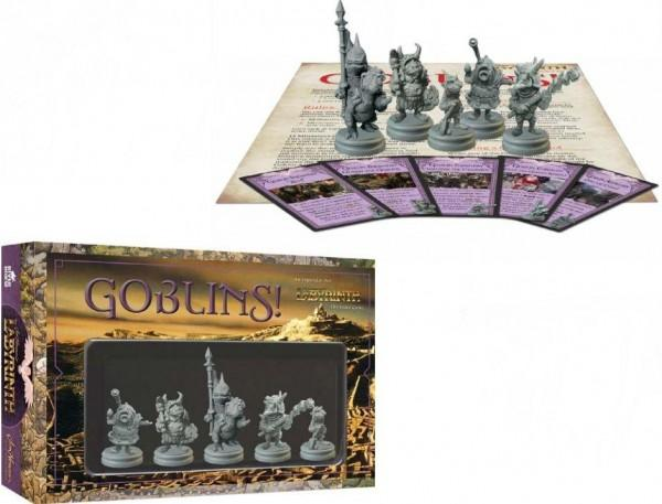 Goblins!: Labyrinth Exp