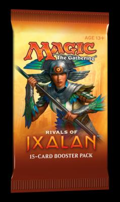 Magic: The Gathering - Rivals of Ixalan Single Booster