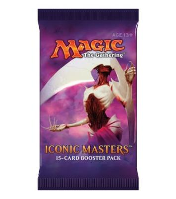 Magic: The Gathering - Iconic Masters Single Booster