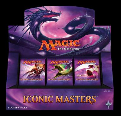 Magic: The Gathering - Iconic Masters Booster Box