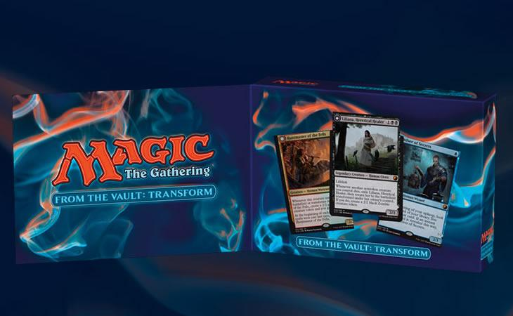 MTG: From the Vault: Transform