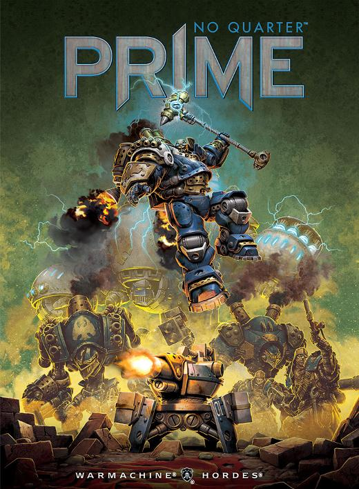 No Quarter Prime Issue #1  inc free figure