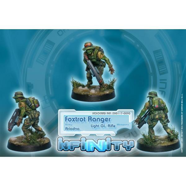 Foxtrot Ranger Light GL Rifle Ariadna