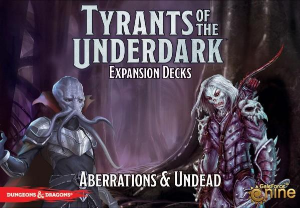 Aberrations & Undead: Tyrants of the Underdark Exp