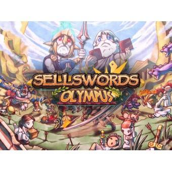 Sellswords: Olympus (Standalone Card Game)