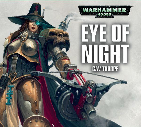 Eye Of Night (Audiobook)