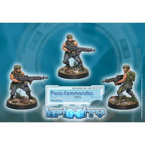 Para-Commando 3 HMG
