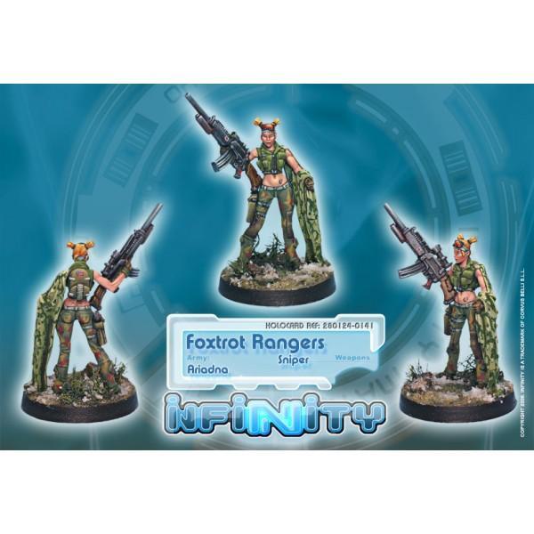 Foxtrot Rangers Sniper Ariadna