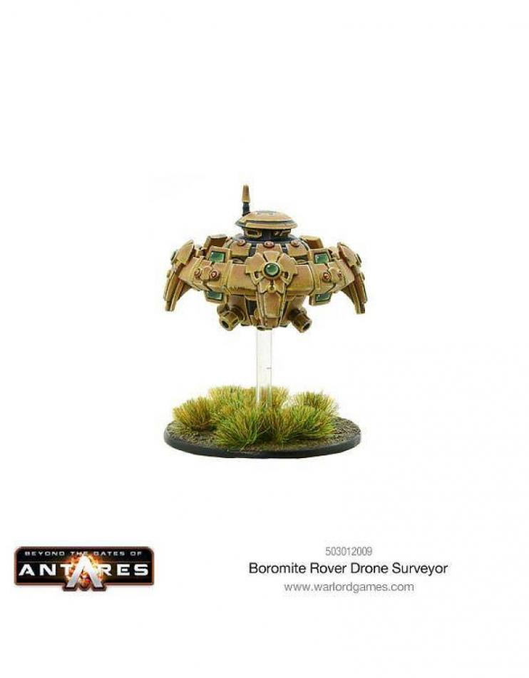 Boromite Rover SurveyorDrone