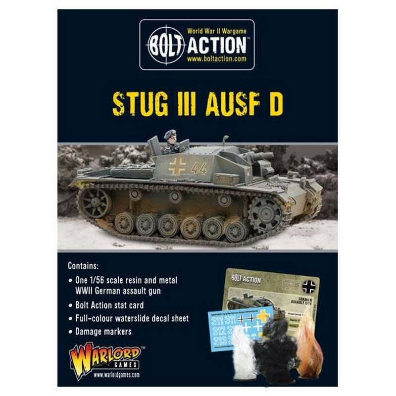 Early Stug D (Limited availability)