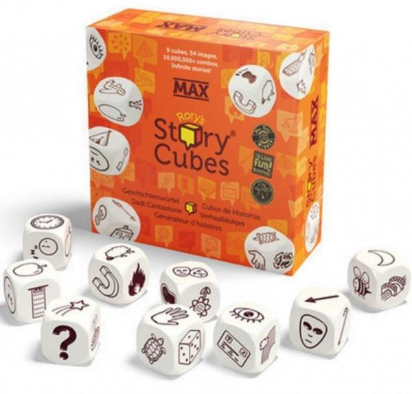 Rory's Story Cubes® Max