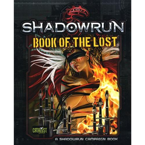Book of the Lost: Shadowrun