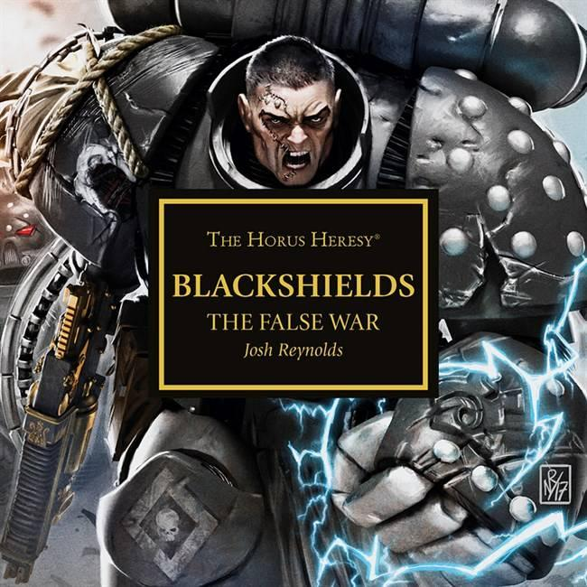 Black Shields: The False War (Audiobook)