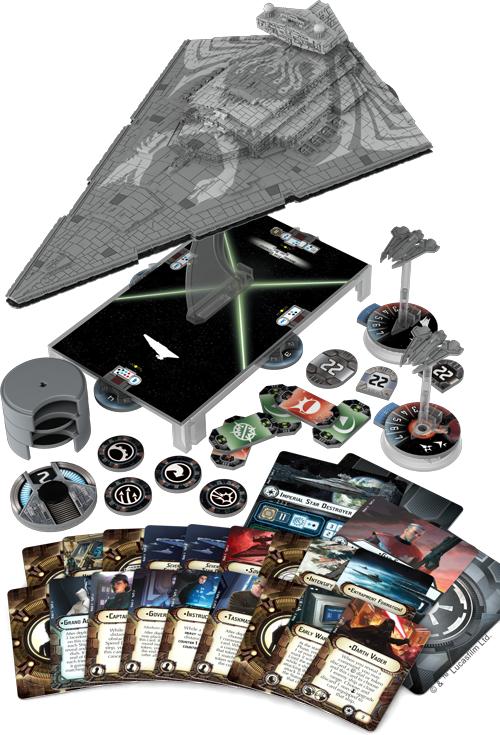 Chimaera Expansion Pack: Star Wars Armada