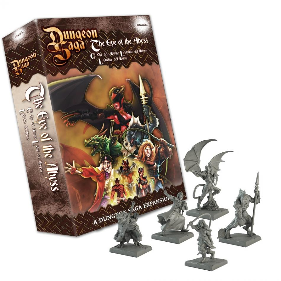 Eye of the Abyss: Dungeon Saga expansion