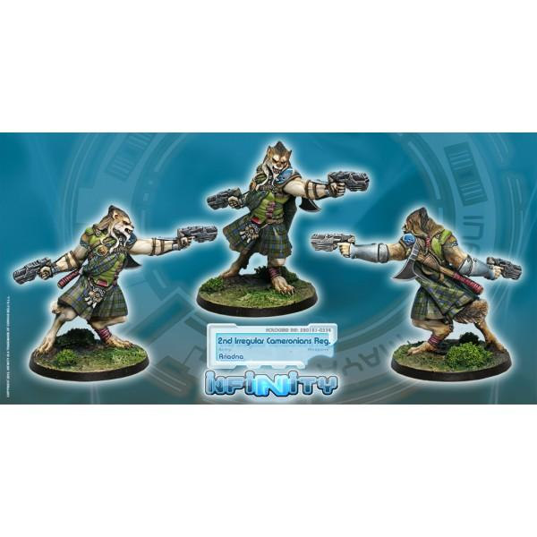 Cameronians Chain Rifle AP CCW