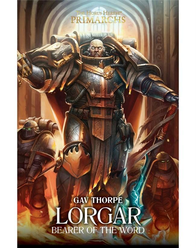Primarchs: Lorgar (Hardback)