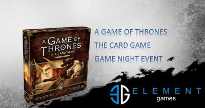 A Game Of Thrones LCG October