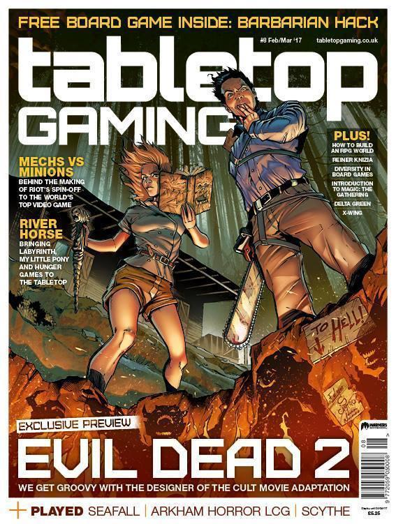 Tabletop Gaming #8