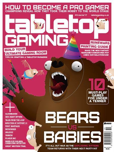 Tabletop Gaming #10