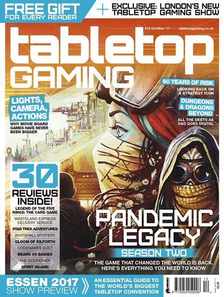 Tabletop Gaming #12