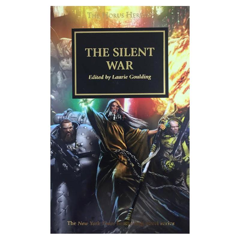 Horus Heresy: The Silent War (Paperback)