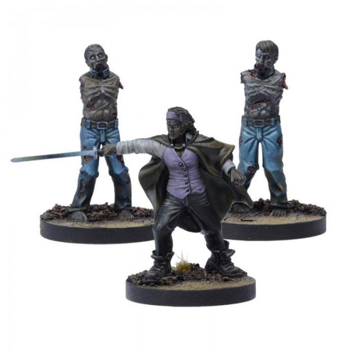 Miniatures Booster Michonne (TWD)