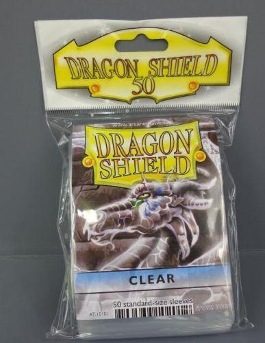 Dragon Shield Sleeves Perfect Fit Sideloaders Clear (100)