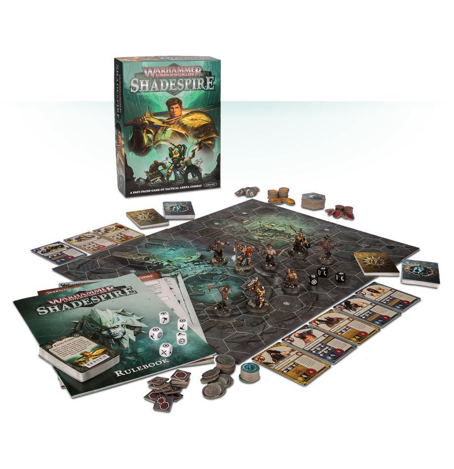 Warhammer Underworlds: Shadespire (English)