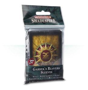 Warhammer Underworlds: Shadespire Garrek's Reavers Sleeves