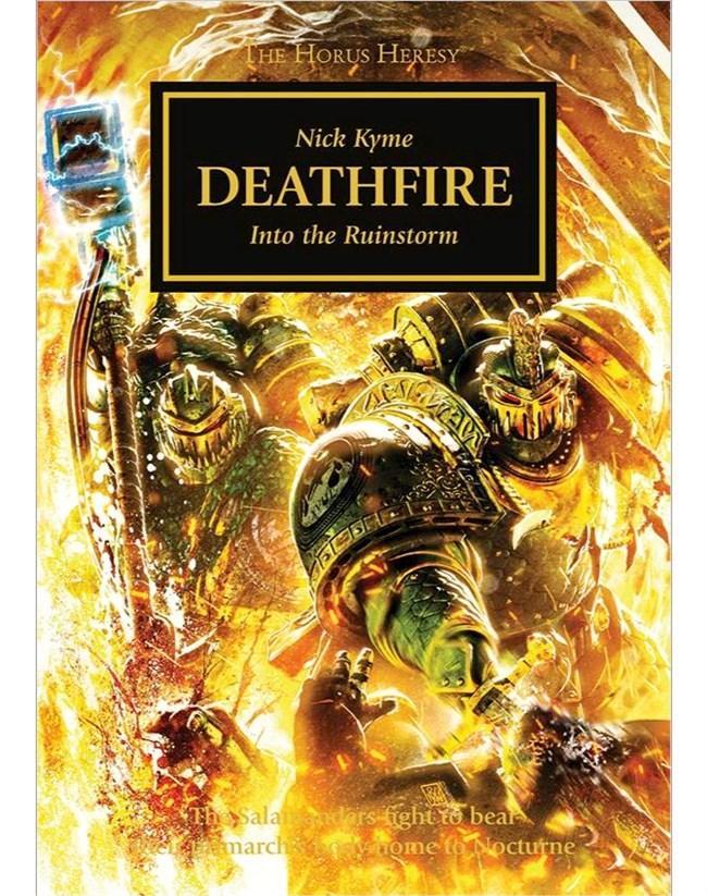Horus Heresy: Deathfire (Pb)