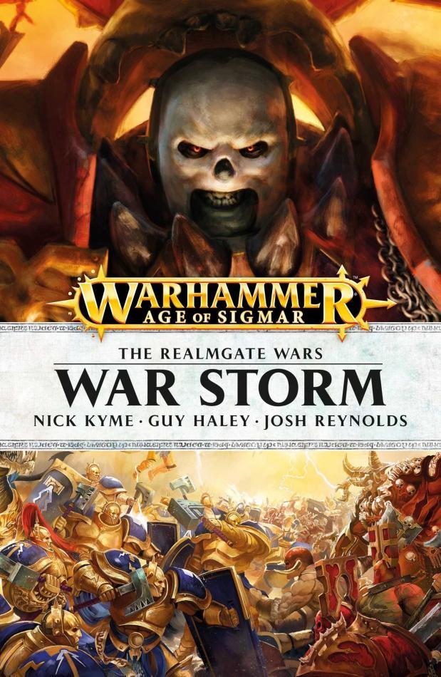 Realmgate Wars : Warstorm (Pb)