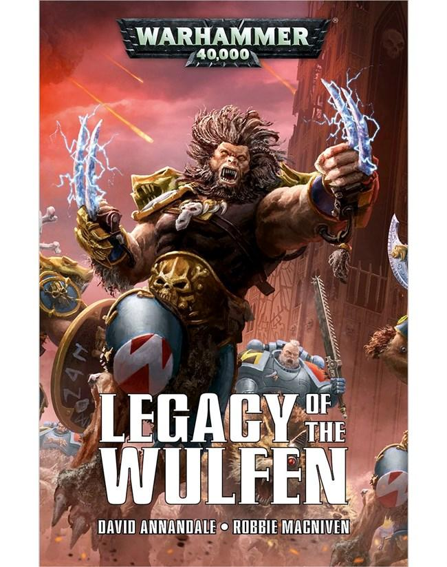 Legacy Of The Wulfen (Pb)