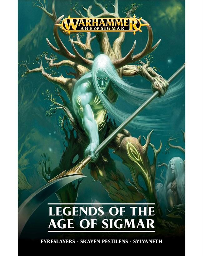Legends Of The Age Of Sigmar (Pb)