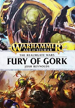 Realmgate Wars 7: Fury Of Gork (Pb)