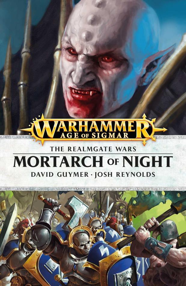 Realmgate Wars 9: Mortarch Of Night (Pb)