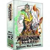 Sponsors: Millennium Blades Exp.