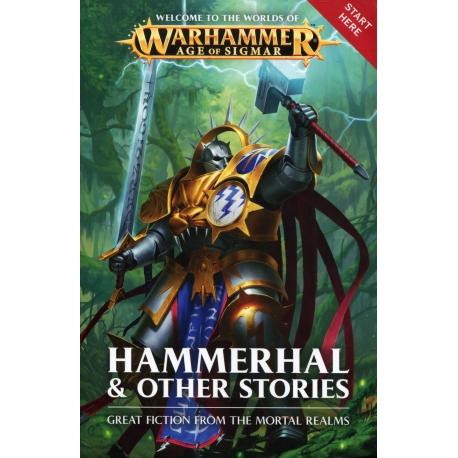 Age of Sigmar: Hammerhal & Other Stories (Paperback)