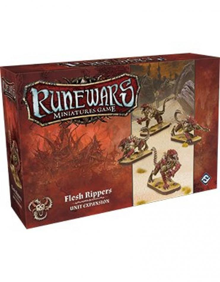 Flesh Rippers Expansion Pack: Runewars Miniatures Game
