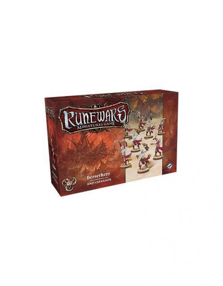 Berserkers Expansion Pack: Runewars Miniatures Game