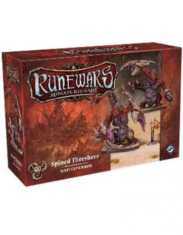 Spined Threshers Expansion Pack: Runewars Miniatures Game