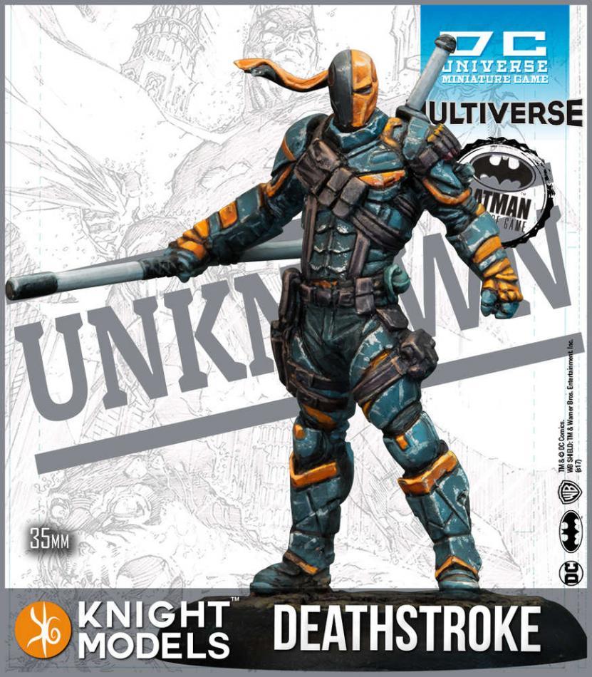 Deathstroke (Resin)